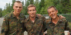 Novice Team Hindernisbahn Kanada
